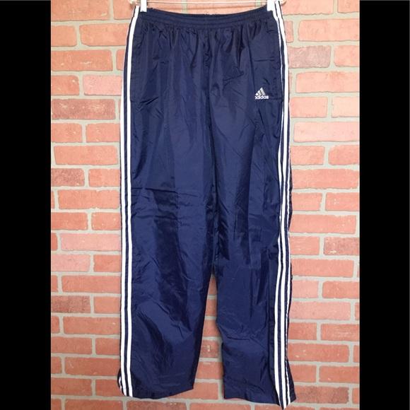 62f77438aedf0 Adidas breakaway pants XL vintage 90s (S61)